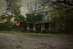 (SouthernHippie) Tags: dark darkness decay moody rural ruin ruraldecay rustic rurex rundown old store generalstore country countryroad south southern southernhippie sad birmingham alabama americana wow michellesummersphotography preservation architecture trees
