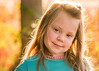 There's something in her eyes (our_little_utopia) Tags: girl child backlight golden light outdoors smile eyes