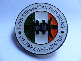 IRPWA - Irish Republican Prisoners Welfare Association Badge