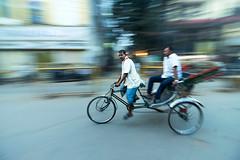 Panning (Harshal Orawala) Tags: varanasi 121clicks banaras india myindia pannin panning street streetphotography harshalorawala