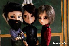 Boys (Mundo Ara) Tags: taeyang william kain gyro doll groove