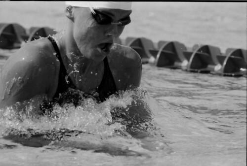 248 Swimming EM 1991 Athens