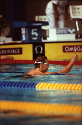061 Swimming EM 1993 Sheffield