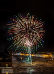 Llandudno Fireworks display 2017 (Jasper180969) Tags: llandudno wales unitedkingdom gb fireworks bonfire display ignitepyrotechnicsltd pentax k3ii sigma 1750 nightsky nighttime celebration art