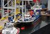 Rotterdam Port -Kaj M-  H0 (05) (Rinus H0) Tags: modelrailways modeltrains modelspoor modeltreinen modeleleisenbahn modèleferroviaire نموذجسكةحديدية 模型鐵路 modeljernbane μοντέλοσιδηροδρόμου מודלהרכבת modellismoferroviario 鉄道模型 모형철도 модельжелезнойдороги modelodeferrocarril utrecht eurospoor 2017 h0 187 gauge scale modelling rotterdam port harbour pier ocean vessel ship container terminal maasvlakte botlek netherlands holland kajm montfrooij