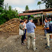CIFOR and ForestAction Nepal visit the Trishakti Sawmill in Nawalparasi district, Nepal
