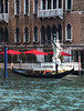Some kind of LIberty statue (Izzy's Curiosity Cabinet) Tags: venise venice venezia gondolier