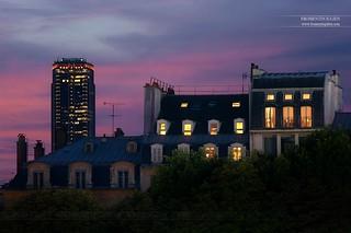Tour Montparnasse, Paris
