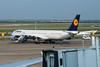 Lufthansa A340-600 D-AIHB 001 (A.S. Kevin N.V.M.M. Chung) Tags: aviation aeroplane aircraft airbus airport a340 a340600 lufthansa airside plane spotting apron pvg pudong