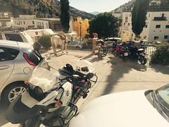 Trévelez, Granada, Spain. (Motorcycle addict.) Tags: bmw boxer bike motorrad motorcycle moto parquenacional spain españa nationalpark r1150gs trail granada trevelez