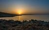 Sunset over the sleeping crocodile (www.yabberdab.com) Tags: crete greece rodopoupeninsula sunset
