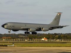United States Air Force | Boeing KC-135R Stratotanker | 57-2605 (Bradley at EGSH) Tags: egun mhz canon70d kc135 boeingkc135rstratotanker usaf unitesstatesairforce raf royalairforce mildenhall rafmildenhall 572605 stratotanker kc135r