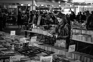 Lone Reader, South Bank, London