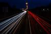 Highway A2 - Best (MartijnMol1976) Tags: snelweg highway a2 e25 long longexposure avond evening best lines traffic lights eindhoven noord brabant noordbrabant martijnmol sony tamron1750 sonya58 tamron tamronspaf1750mmf28xrdiiivcasphericalif netherlands color blauwuur bluehour blue thebluehour thenetherlands