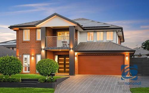 40 Courtley Avenue, Kellyville Ridge NSW