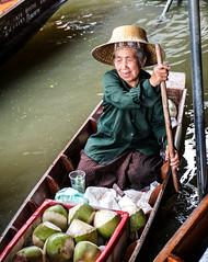 Every days (ONINOT) Tags: damnoensaduak floatingmarket thailandia
