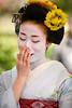 elegant (byzanceblue) Tags: maiko geisha girl woman gion kyoto kimino japan japanese beautiful cute nikkor d850