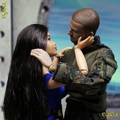 №494 (OylOul) Tags: 16 doll barbie joint hinge action figure damtoys hottoys custom