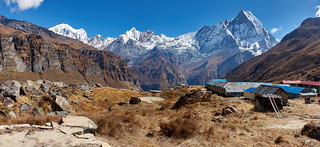 Annapurna Base Camp Panorama