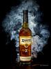 _61A2187-2 (fotolasse) Tags: xantestudionrã¶kflaska xanté bottle cognac konjak päron sprit liquer likör jack daniels vin xante flask flaskor red studio smoke rök elinchrome canon