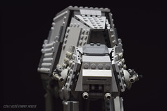 AT-AT (Rezso Kempny) Tags: disney lucasfilm lucas film star wars lego 8129 atat all terrain assault transport hoth battle esb empire strikes back