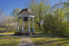 A Fine Spring Day (Thomas Vasas Photography) Tags: travel landscapes gazebo trees historical spring seasons flowers columbus georgia