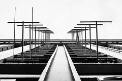 Singapore (Piotr_PopUp) Tags: singapore abstract minimal symmetry less minimalism blackandwhite blackwhite bw monochrome mono architecture buildings building asia lines