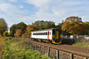 153335 - Brundall Gardens - 2C16 (richa20002) Tags: class 153 dmu diesel multiple unit wherry lines ga