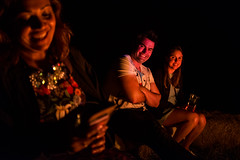 Festivus (Gary Kinsman) Tags: festivus petworth westsussex fujix100t fujifilmx100t country countryside festival party 2017 night evening availablelight ambientlight pose posed highiso glow fire people person