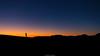 On the ridge (Nicola Pezzoli) Tags: colors sunset sky firesky blue italy bergamo leffe peia poiana val gandino seriana nature ridge man silhouette gradient orange orobie mountain alpi
