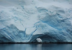 Which of these pictures should i enlarge and put on the wall? #3 (Ruby 2417) Tags: antarctica antarctic peninsula ocean sea coast glacier ice snow blue white