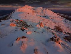 Svilaja (Leonardo Đogaš) Tags: svilaja dalmacija dalmatia peručkojezero croatia hrvatska zima winter snow sunset leonardođogaš