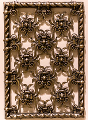 Wrought Iron Grille, 1925 (celdredg) Tags: munsonwilliamsproctor museum