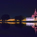 Mandalay Palace at Night