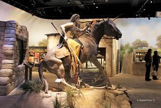 Comanche Hunter and Warrior