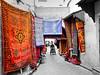 Fez, Morocco - Nov 2017 (Keith.William.Rapley) Tags: fez fes morocco rapley keithwilliamrapley 2017 nov november africa fezmedina oldtown alley alleyway medina carpets feselbali