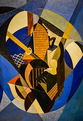"Albert Gleizes - On a Sailboat, 1918 at New Orleans Museum of Art - New Orleans LA (mbell1975) Tags: neworleans louisiana unitedstates us albert gleizes on sailboat 1918 new orleans museum art la nola ""la nouvelleorléans"" nouvelleorléans nueva nuova museo musée musee muzeum museu musum müze museet finearts fine arts gallery gallerie beauxarts beaux galleria painting modern"