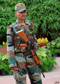 Military Indian army (New Delhi)