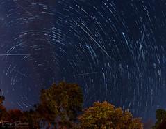 Geminids Meteor Shower (treydavisonline) Tags: nikon d7100 tokina 1116 startrails comet meteor meteorite shower astrophotography night sky stars milky way