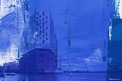 elbphilharmonie-1 (CHRISTIAN DAMERIUS - KUNSTGALERIE HAMBURG) Tags: