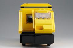 METROKAB_04 (kaba_and_son) Tags: blade runner metro cab lego bladerunner ブレードランナー レゴ メトロキャブ タクシー metrokab