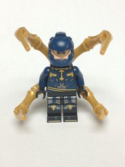 Rogueverse Iron Spider (Enøshima) Tags: iron spider lego purist marvel rogueverse minifigure rogue verse