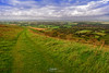 Ditchling Beacon (Abdulkader Oubari) Tags: land countryside scape nature naturelovers love ditchling beacon sussex east green road clouds cloud nikon d3s tamron2470 tamron brighton