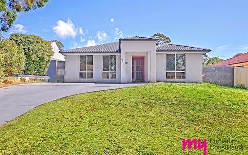 36 Donalbain Cct, Rosemeadow NSW 2560