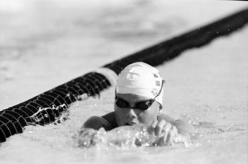 322 Swimming EM 1991 Athens