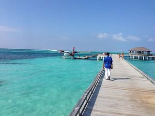 We have landed