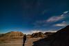 Selfie at Dinosaur Park Looking East (Amazing Sky Photography) Tags: alberta aldebaran badlands betelgeuse dinosaurprovincialpark gemini moonlight orion rigel sirius taurus wintersky selfie