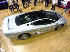 Jaguar XJ220 (steven.barker57) Tags: a jaguar xj220 show 2017 classic car sports nec birmingham