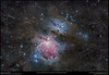 The Orion Nebula M42, M43, and Sh2-279 The Running Man Nebula (Terry Hancock www.downunderobservatory.com) Tags: qhy qhy367c astronomy universetoday astrophotography astroimaging cosmos sky space