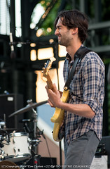 Dawes - 2017 Lowell Summer Music Series (streamingmeemee (Tim Carter)) Tags: wyliegelber bassguitar boardinghousepark concert concertphotography dawes electricbass guitar livemusic lowell lowellsummermusicseries lowellmusic nps